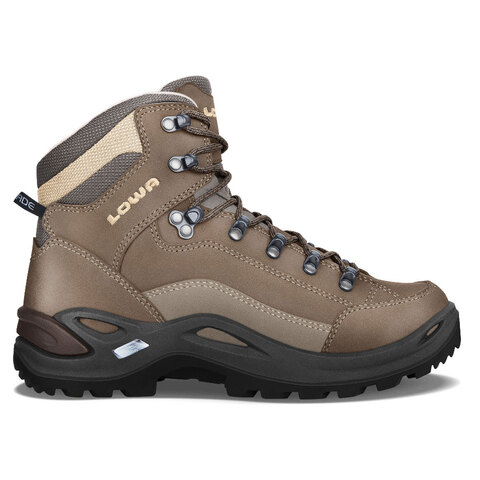 https://www.usoutdoor.com - Lowa Renegade LL Mid Hiking Boot – Women's Stone 8.5