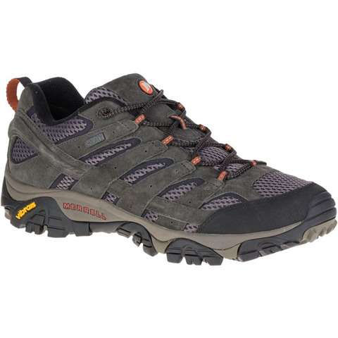 Merrell Moab 2 Waterproof Shoes Beluga 10.5