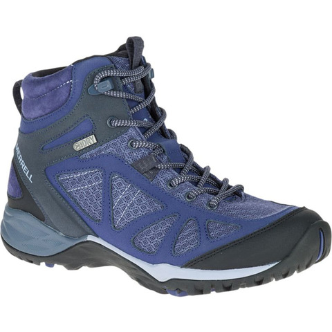Merrell Siren Sport Q2 Mid Waterproof Shoes - Women's