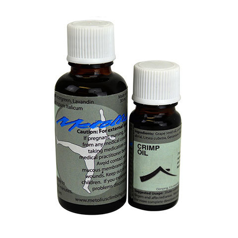 Metolius Crimp Oil