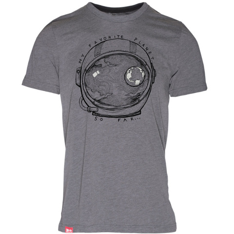 Meridian Line Favorite Planet Triblend T-Shirt