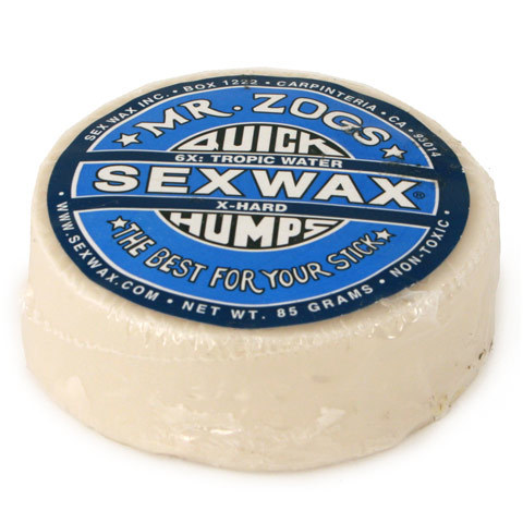 Mr. Zogs Quick Humps Sex Wax