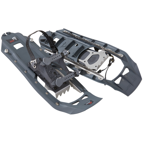 MSR Evo Trail Snowshoes Charcoal One Size