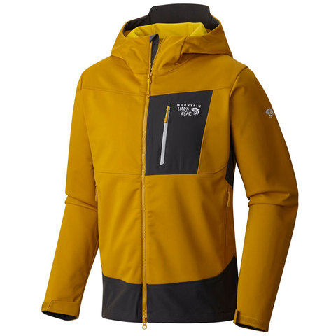 Mountain Hardwear Dragon Hooded Jacket Men S Mountain