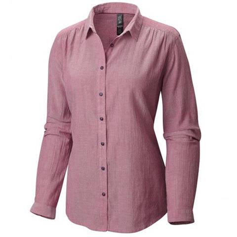 Mountain Hardwear Keralake Long Sleeve Shirt - Women's