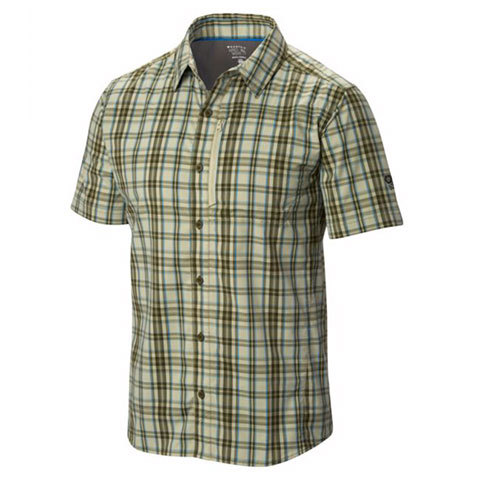 Mountain Hardwear Seaver Tech S/S Shirt