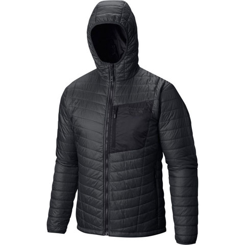Mountain Hardwear Thermostatic Hooded Jacket Mens