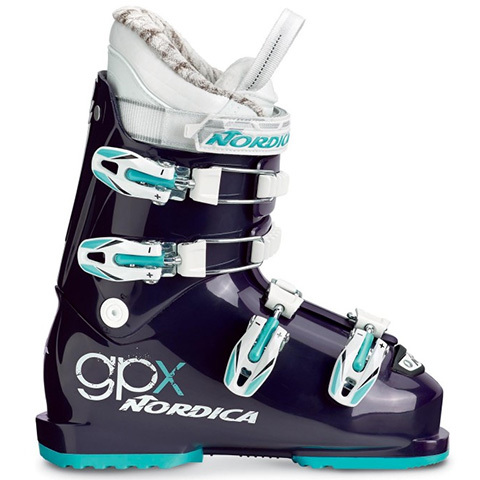 Nordica GPX Team Ski Boot - Girl's 2019