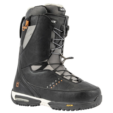 Nitro Snowboards Nitro Faint TLS Snowboarding Boot - Women's Bone/black 8.5
