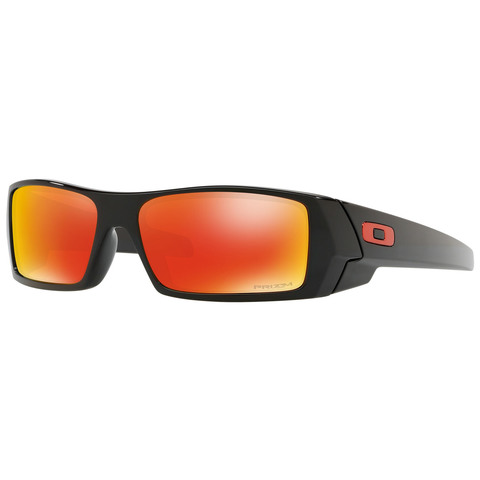 Oakley Gascan Sunglasses Pol Black/prz Ruby