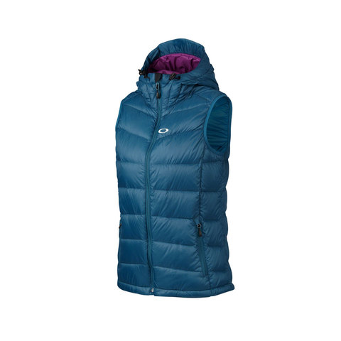 Oakley Juliett Down Vest Women S Oakley Archive