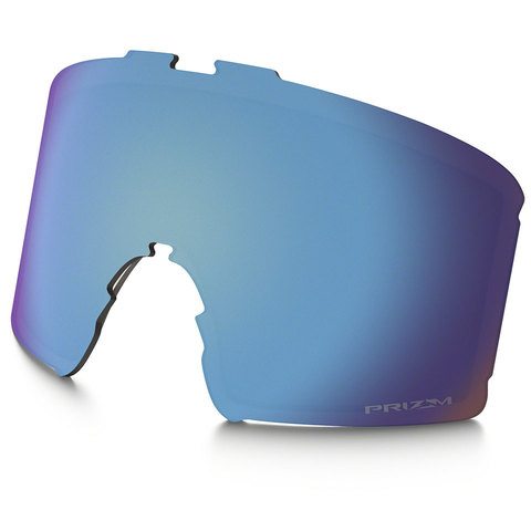 USOutDoor.com - Oakley Line Miner Goggle Replacement Lens Prizm Sapphire N/a 100.00 USD