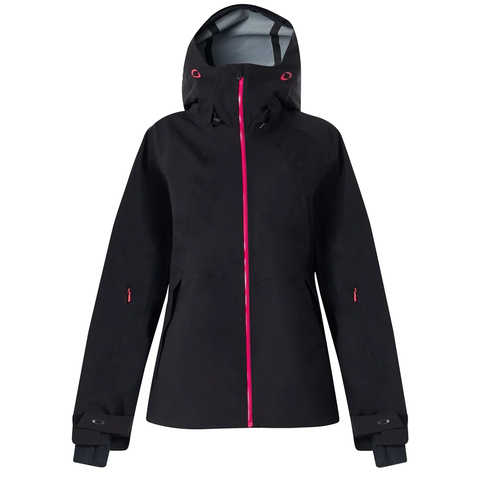 Oakley Thunderbolt Shell 2L Jacket - Women's Blackout Sm