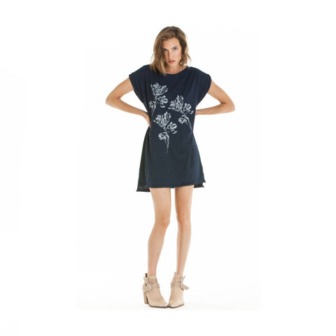 Obey Abstract Tulip Dress - Women's