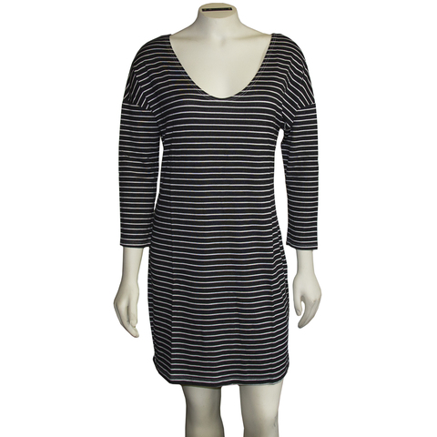 Obey Dorland Dress - Women's Black Multi Sm