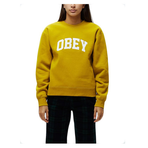 Obey Institution Crewneck - Women's