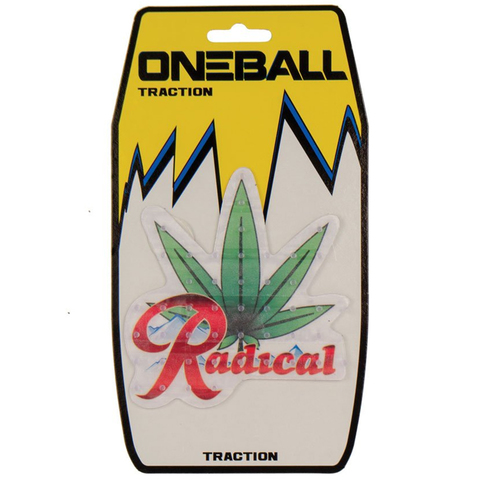One Ball Jay Radical Traction Pad