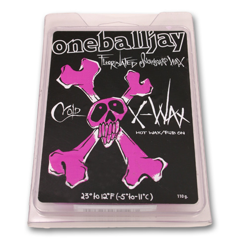 One Ball Jay X-Cold 23 to 12