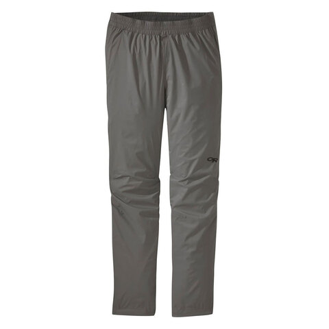 USOutDoor.com - Outdoor Research Apollo Rain Pant – Women's Pewter Lg 98.95 USD