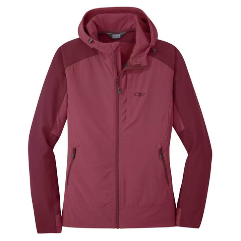 Outdoor Research 'Ferrosi' Hooded Jacket - Women's