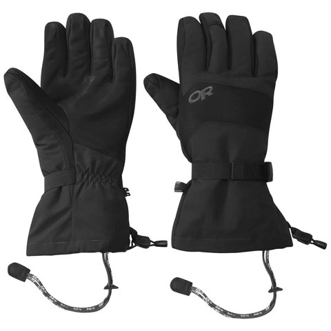 Outdoor Research Highcamp Gloves Black Md