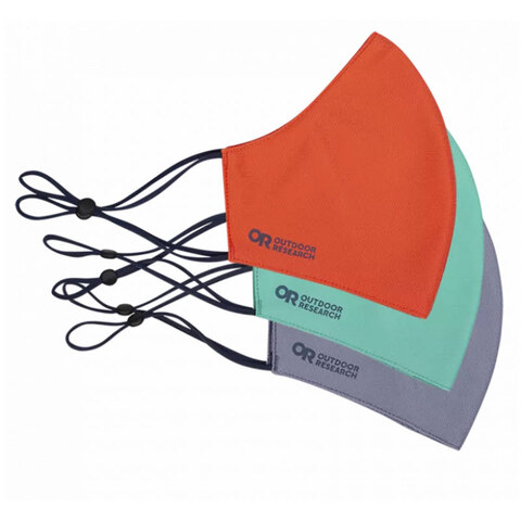 Outdoor Research Face Mask Multi-Pack Kit