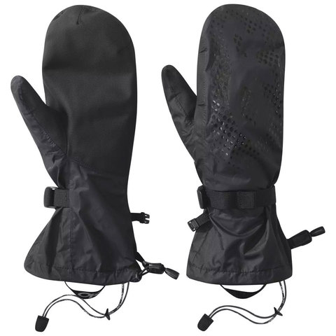 USOutDoor.com - Outdoor Research Revel Shell Mitts Black Md 68.95 USD