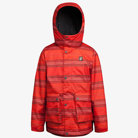 Orage Boys Dennis Jacket - Kids