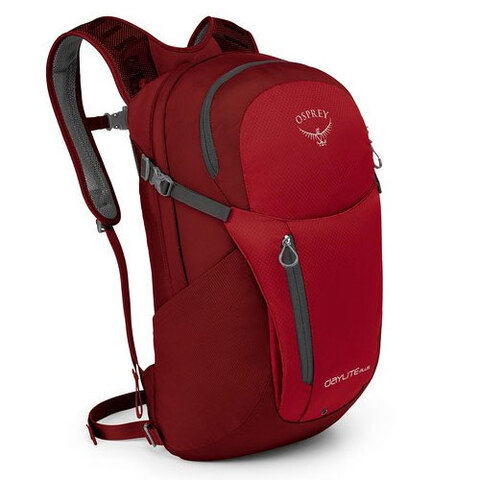 USOutDoor.com - Osprey Daylite Plus Pack Real Red O/s 65.00 USD