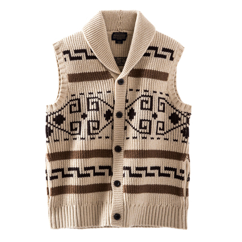 Pendleton Westerly Sweater Vest