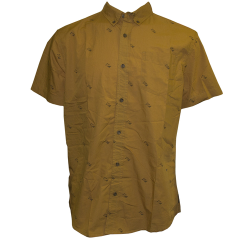 Prana Broderick Shirt - Men's Embark Brown Xl