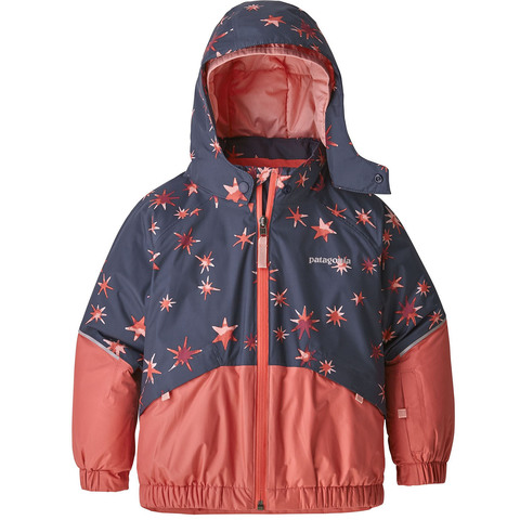 Patagonia Baby Snow Pile Jacket Toddler Usoutdoor Com