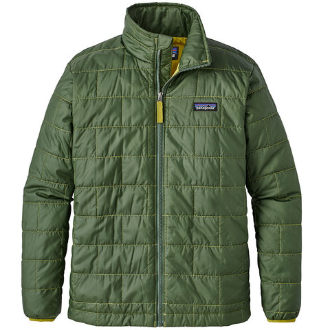Patagonia Boy's Nano Puff Jacket - Kid's