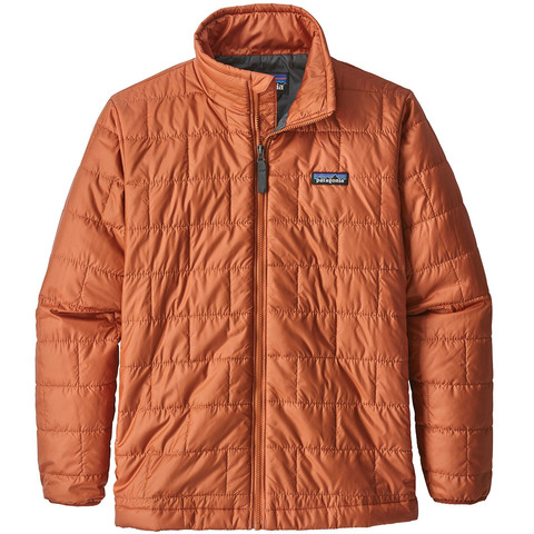 Patagonia Boys Nano Puff Jacket - Kids