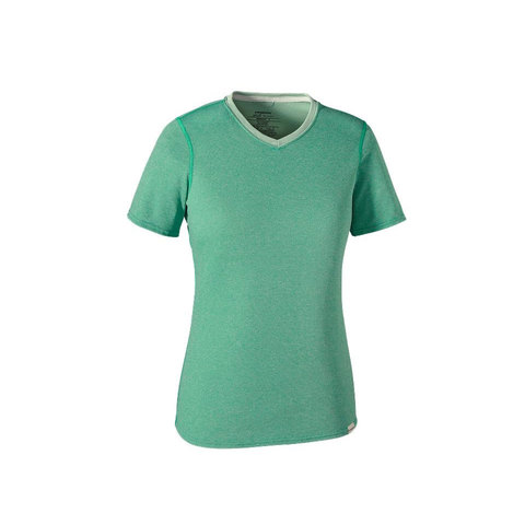 Patagonia Capilene 2 Lightweight V-Neck T-Shirt - Women's