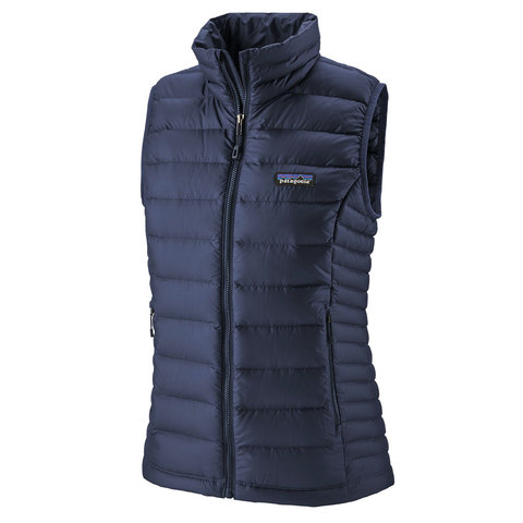 USOutDoor.com - Patagonia Down Sweater Vest – Women's Classic Navy 2xl 178.95 USD