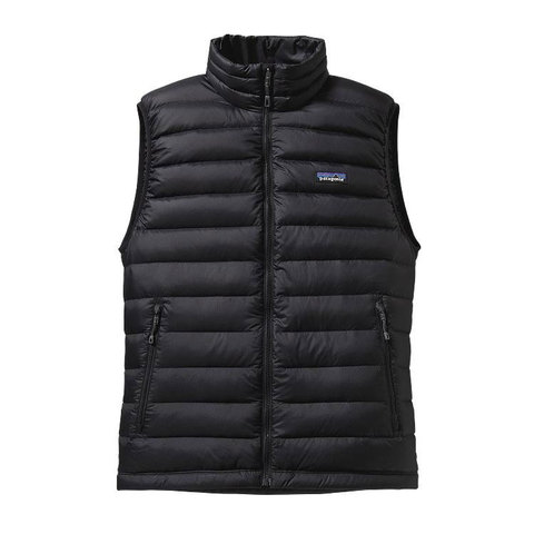 USOutDoor.com - Patagonia Down Sweater Vest Black 2xl 178.95 USD