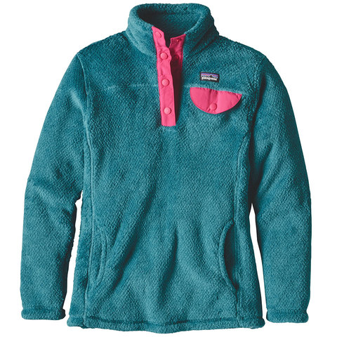 Patagonia Re-Tool Snap-T - Girls