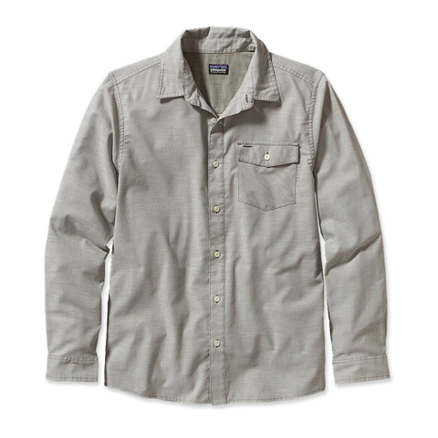 Patagonia Lightweight Chambray Shirt - Long Sleeve