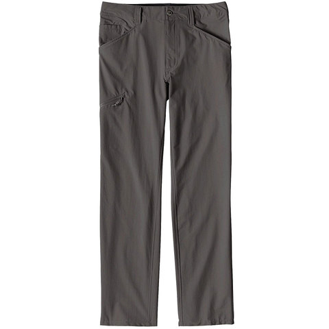 Patagonia Quandary Pants - Regular - Men's Forge Grey 33