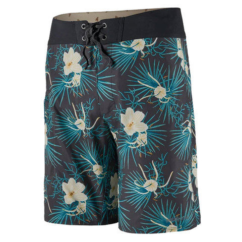 USOutDoor.com - Patagonia Stretch Planing Boardshort Bayou Palmetto/ink Blk Seaport 30 78.95 USD