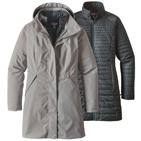 Patagonia Vosque 3-In-1 Parka - Womens