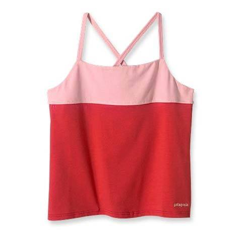 Patagonia Strappy Tank - Girl's