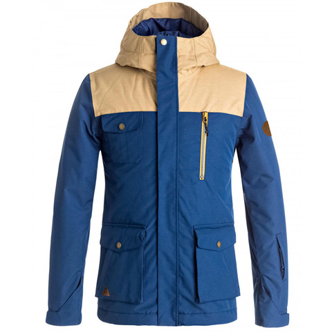 Quiksilver Raft Snow Jacket - Youth