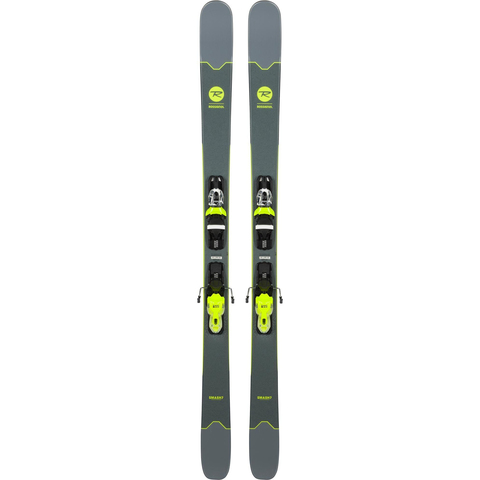 Rossignol Smash 7 Skis with Xpress 10 Bindings N/a 140