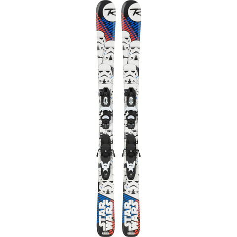 Rossignol Star Wars Skis W/Kid-X Bindings N/a 122