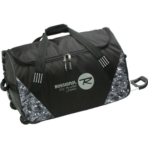 Rossignol Intergalactic Traveler Wheelie Bag