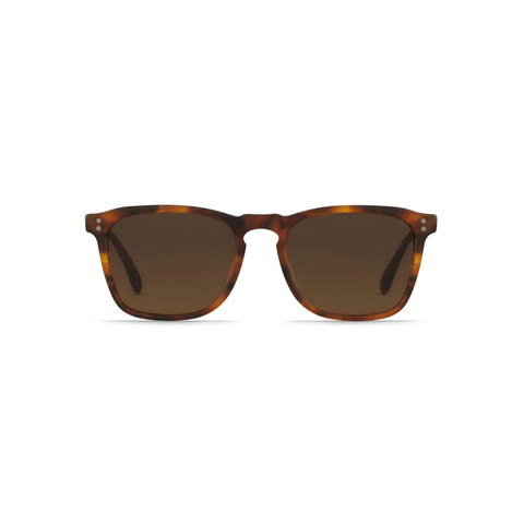 Raen Optics Raen 'Wiley' Sunglasses Matte Rootbeer/brown 54