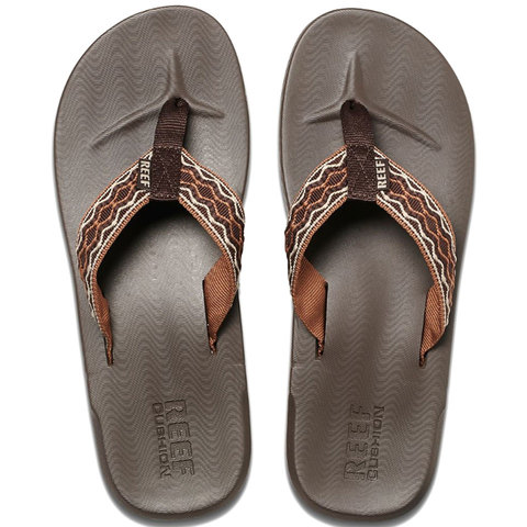 Reef Cushion Smoothy Sandals - Men's