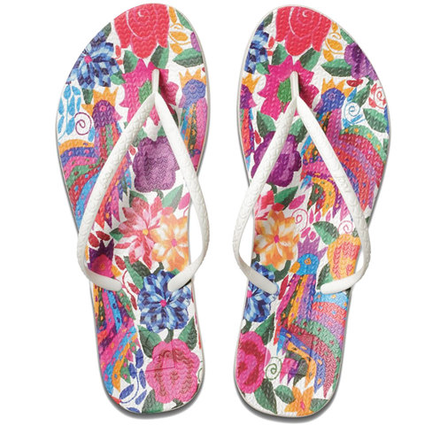 Reef Escape Lux Print Sandal